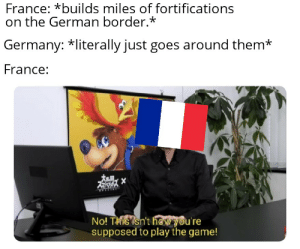 FRenCh MiLiTarY sUrRenDeRs AMirItE?: FRenCh MiLiTarY sUrRenDeRs AMirItE?