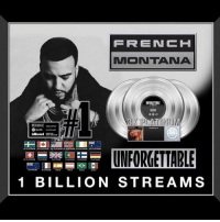"""Congrats goes out to FrenchMontana for his song """"Unforgettable"""" featuring SwaeLee reaching 1 billion streams! 🔥💯 @FrenchMontana @SwaeLee WSHH: FRENCH  MONTANA  1 BILLION STREAMS Congrats goes out to FrenchMontana for his song """"Unforgettable"""" featuring SwaeLee reaching 1 billion streams! 🔥💯 @FrenchMontana @SwaeLee WSHH"""