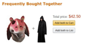 """Http, Add, and Can: Frequently Bought Together  Total price: $42.50  Add both to Cart  Add both to List <p>New format? Can easily be edited, endless possibilities via /r/MemeEconomy <a href=""""http://ift.tt/2xGi0cg"""">http://ift.tt/2xGi0cg</a></p>"""