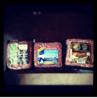 Fresh  Ground  RAME  Lamb  ssas  d  D. Grass fed beef ground lamb and bison protein getbigordietryin
