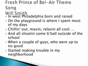 fresh prince of bel air theme song download