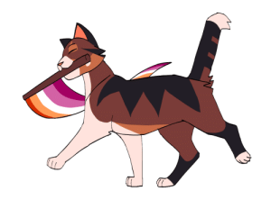 Cute, Tumblr, and Blog: fridaystar: here's roachwhisker on her own bc she turned out CUTE
