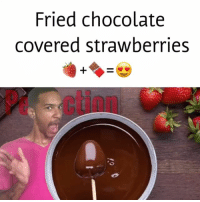 Shit made my vocals come out 😂😂 Tag somebody you wanna make this with ! - Follow me for more videos @keycomedy @keycomedy @keycomedy @keycomedy - Credit: @soyummy - food foodporn cake yum omg lol comedy tastey restaurant chocolate funnyvideos funnyvideo lmao viral wshh vine vines brownies apple applepie hilarious keysreaction ILikeThat chicken strawberry strawberryshortcake chocolatecoveredstrawberries chickenandwaffles ThisShitRightHere: Fried chocolate  covered strawberries Shit made my vocals come out 😂😂 Tag somebody you wanna make this with ! - Follow me for more videos @keycomedy @keycomedy @keycomedy @keycomedy - Credit: @soyummy - food foodporn cake yum omg lol comedy tastey restaurant chocolate funnyvideos funnyvideo lmao viral wshh vine vines brownies apple applepie hilarious keysreaction ILikeThat chicken strawberry strawberryshortcake chocolatecoveredstrawberries chickenandwaffles ThisShitRightHere