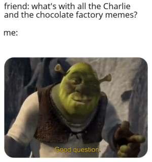 Charlie And The Chocolate Factory Memes