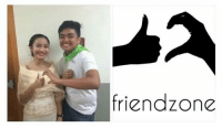 The official friendzone logo: friend zone The official friendzone logo