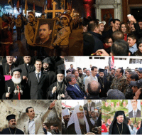 Friendly reminder that Bashar Al-Assad has done more for Christians than virtually every Western head of state.: Friendly reminder that Bashar Al-Assad has done more for Christians than virtually every Western head of state.