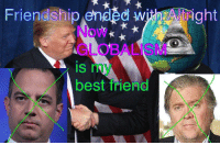 Friendship Ended With: Friendship ended with Atright  IS m  best friend