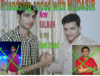 Friendship Ended With: Friendship ended with MODASIR  ALMAN  IS  best friend