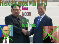 Historical day.: Friendship ended with PUTIN  BOON  is my  best friend Historical day.