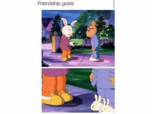 15 of the Funniest Arthur Memes: The Slippers Say It All: Friendship goals 15 of the Funniest Arthur Memes: The Slippers Say It All
