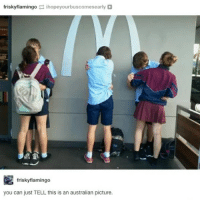 stealing these from buzzfeed because theyre about us aussies and theyre funny. also ive never heard anyone call blowjobs gobbies that is a terrible name wtf: friskyflamingo = ihopeyourbuscomesearly  friskyflamingo  you can just TELL this is an australian picture. stealing these from buzzfeed because theyre about us aussies and theyre funny. also ive never heard anyone call blowjobs gobbies that is a terrible name wtf