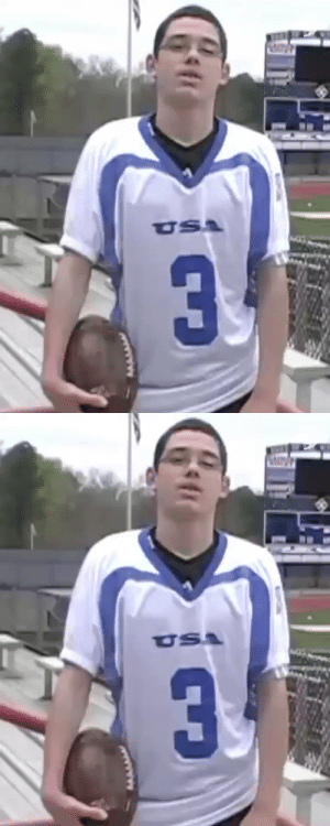 From Athens to Indianapolis 🏈  On his 21st birthday, @GeorgiaFootball's Rodrigo Blankenship (@RodTheKicker3) wrote a letter to his 10-year-old self.  Before he signed with the @Colts yesterday, the kicker rewrote the two-year-old letter. https://t.co/AkGQE6A85R: From Athens to Indianapolis 🏈  On his 21st birthday, @GeorgiaFootball's Rodrigo Blankenship (@RodTheKicker3) wrote a letter to his 10-year-old self.  Before he signed with the @Colts yesterday, the kicker rewrote the two-year-old letter. https://t.co/AkGQE6A85R