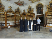 From Catholic Central Europe  Inside a Cistercian monastery in Czechia: From Catholic Central Europe  Inside a Cistercian monastery in Czechia
