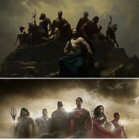 From @dcceuniverse - Gods of Olympus & the Justice League: From @dcceuniverse - Gods of Olympus & the Justice League