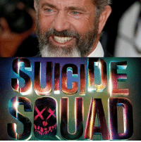 From @dcgramm - Mel Gibson being eyed to direct Suicide Squad 2 | Opinions?! | dcgramm comics batman iphoneonly cute follow followback dccomics superman model games nerd geek iphonesia instadaily instagramhub instagramers marvel marvelcomics movie justiceleague suicidesquad melgibson: From @dcgramm - Mel Gibson being eyed to direct Suicide Squad 2 | Opinions?! | dcgramm comics batman iphoneonly cute follow followback dccomics superman model games nerd geek iphonesia instadaily instagramhub instagramers marvel marvelcomics movie justiceleague suicidesquad melgibson