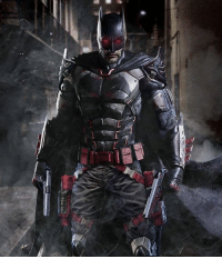 From @hjaved.art - Had a go at Thomas Wayne-Flashpoint Batman since we're now getting a Flashpoint movie. Safe to say Snyder nailed the casting of Bruce's parents.: From @hjaved.art - Had a go at Thomas Wayne-Flashpoint Batman since we're now getting a Flashpoint movie. Safe to say Snyder nailed the casting of Bruce's parents.