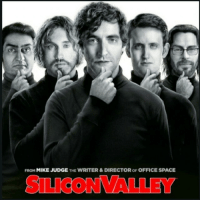 Watched the whole first season yesterday and LOVED IT! It's about a group of guys that are programmers that create something awesome! Really recommend it! :): FROM  MIKE JUDGE  THE WRITER & DIRECTOR OFFICE SPACE  SILICON MALLEY Watched the whole first season yesterday and LOVED IT! It's about a group of guys that are programmers that create something awesome! Really recommend it! :)