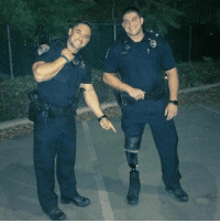 All Lives Matter, Community, and Memes: From @police_usa Shout out to this officer( @crowe_bocop) Even if you have a disability, you can show serve and protect your community. Don't let anything hold you back. Like my posts? Follow my partners @back.the.badge @veterans_сome_first police cop cops thinblueline lawenforcement policelivesmatter supportourtroops BlueLivesMatter AllLivesMatter brotherinblue bluefamily tbl thinbluelinefamily sheriff policeofficer backtheblue