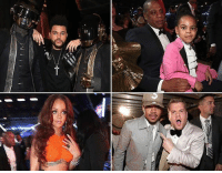 From Rihanna to The Weeknd, Jay Z and Blue Ivy, inside the Grammys was something else. Head to TMZ.com theweeknd rihanna blueivy jayz grammys tmz chancetherapper: From Rihanna to The Weeknd, Jay Z and Blue Ivy, inside the Grammys was something else. Head to TMZ.com theweeknd rihanna blueivy jayz grammys tmz chancetherapper