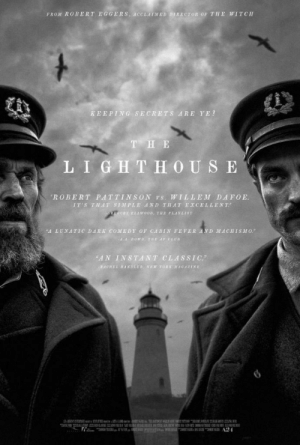 "@_lauranino https://t.co/z6lk9ugKeT: FROM ROBERT EGGERS, ACCLAIMED DIRECTOR OF THE WITCH  KEEPING SECRETS ARE YE?  THE  LIGHTHOUSE  ""ROBERT PATTINSON vs. WILLEM DAFOE.  IT'S THAT SIMPLE AND THAT EXCELLENT  GREAORY EL IWOOD, THE PLAYLIST  A LUNATIC DARK COMEDY OF CABIN FEVER AND MACHISMO.""  AA DOWD, THE AF CLUR  ""AN INSTANT CLASSIC.""  LACHEL HANDLER, NEW YORK MAGAZINE @_lauranino https://t.co/z6lk9ugKeT"