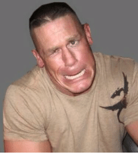 "From this point all John cena memes will get you banned unless approved by the admin with this phrase ""I can't see nothing"": From this point all John cena memes will get you banned unless approved by the admin with this phrase ""I can't see nothing"""