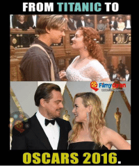 Kate and Leo, Beautiful Together ❤️❤️: FROM TITANIC  TO  www.filmvgvan.c  OSCARS 2016. Kate and Leo, Beautiful Together ❤️❤️