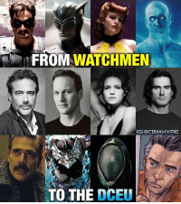Batman, Joker, and Memes: FROM  WATCHMEN  IGI dCBMHYPE  TO THE DCEU From Watchmen to the DCEU - The Comedian to Thomas Wayne Nite Owl II to Ocean Master Silk Spectre to Kelor Doctor Manhattan to Henry Allen - Who should Ozymandias and Rorschach be in the DCEU?🤔| ->Feel free to repost<- - Comment below and Tag your Friends👇 - batmanvsuperman bvs batman SuicideSquad brucewayne ManOfSteel dcfilms superman wonderwoman galgadot joker dcuniverse aquaman thejoker watchmen theflash thedarkknight cyborg justiceleague JLA DCEU DCExtendedUniverse injustice comics dccinematicuniverse dccomics dcuniverse detectivecomics