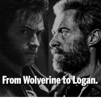 #LEGEND ~GL: From Wolverine to Logan. #LEGEND ~GL