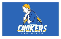 Nfl, Chargers, and Logos: FRS  S A N D I E G O San Diego Chargers new logo  Credit - Abel A Dominguez