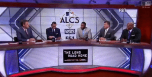 Game 2 recap #ALCS https://t.co/1Dg3Q00td0: FS  ALCS  THE LONG  ROAD HOME Game 2 recap #ALCS https://t.co/1Dg3Q00td0