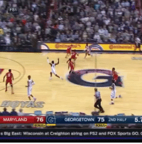 """Repost @sportscenter: """"Denied! KevinHunter with the game-winning block to secure the victory for Maryland."""" 👏🏀 Maryland vs. Georgetown WSHH: FS1  MARYLAND  76  GEORGETOWN 75 2ND HALF  5.7  BONUS  BONUS  s Big East Wisconsin  at Creighton alring on FS2 and FOX Sports GO. Repost @sportscenter: """"Denied! KevinHunter with the game-winning block to secure the victory for Maryland."""" 👏🏀 Maryland vs. Georgetown WSHH"""