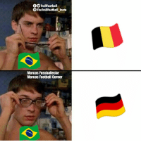 Be Like, Football, and Memes: fSTrollFootball  DTheTrollFootball Insta  Marcos Fussballecke  Marcos Football Corner Brazil be like... https://t.co/B8TI6fqe1i