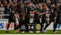 Goals, Memes, and Sports: Fu  HALF TIME  and 2-0  HELLAS  VERONA  SPORTS  FUNBB DIRECT.OOM  PUMA HALF TIME Newcastle United 2-0 Hellas Verona FC  The Magpies are two goals to the good at the break courtesy of Ayoze Pérez and Christian Atsu.  Watch the second half LIVE via our free test stream, here: https://www.nufc.co.uk/nufc-tv/live/live-video #NUFC