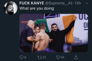 Drake doesn't just bandwagon teams, he bandwagons countries. by Afk94 MORE MEMES: FUCK KANYE @Supreme_Ali.13h  What are you doing  Booy  DAVIDSON  6  50 Drake doesn't just bandwagon teams, he bandwagons countries. by Afk94 MORE MEMES