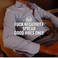 "Good vibes only.🔥 comment ""goodvibes"" ltter by letter for a chance of a follow back! ✔️ negativity positivity motivation success millionairementor: FUCK NEGATIVITY  SPREAD  GOOD VIBES ONLY  @MILLIONAIRE MENTOR Good vibes only.🔥 comment ""goodvibes"" ltter by letter for a chance of a follow back! ✔️ negativity positivity motivation success millionairementor"