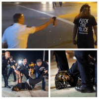 Boxing, Fuck the Police, and Fucking: FUCK  THE  POLICE While citizens were being needlessly pepper-sprayed and arrested for protesting an unconstitutional curfew in an American city under military occupation, millions of people paid $100 to watch a woman-beater collect $150 million for winning a boxing match. Imagine what our world could be like if people cared about social justice the way they cared about the Mayweather fight.