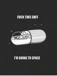 Im Going To Space