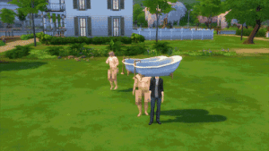 fuckyeahdementia:  A sims mod can let you wear a bathtub as a hat which will still function as a bathtub, and the people on the bathtub can also wear it as a hat and it goes on until-BATHCEPTION[via] : fuckyeahdementia:  A sims mod can let you wear a bathtub as a hat which will still function as a bathtub, and the people on the bathtub can also wear it as a hat and it goes on until-BATHCEPTION[via]