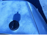 Batman, The Shadow, and Faces-In-Things: Fuel cap casts the shadow of Batman https://t.co/znv2qETjRe