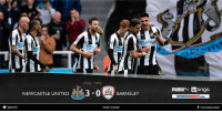 Memes, Time, and United: FULLTIME  NEWCASTLE UNITED  3-0 BARNSLEY  @NUFC  NUFCCOUK  PIUMAN Wonga  SPORTSDIRECT.coM  f newcastleunited FULL TIME Newcastle United 3-0 Barnsley  The Magpies finish the season in style and it's all eyes on Villa Park...   #NUFC