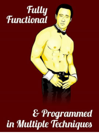 Programming: Fully  Functional  & Programmed  in Multiple Techniques