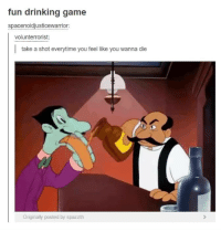 fun drinking games