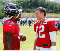 Fun fact: DeShaun Watson and Tom Brady have combined for 208 career NFL wins https://t.co/s7U8iHmMwo: Fun fact: DeShaun Watson and Tom Brady have combined for 208 career NFL wins https://t.co/s7U8iHmMwo