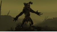 Fun Fact: The Deathclaw (Fallout series) is a mutated Jackson's Chameleon spliced with various other animal DNA. https://t.co/vwSW3lAhCe: Fun Fact: The Deathclaw (Fallout series) is a mutated Jackson's Chameleon spliced with various other animal DNA. https://t.co/vwSW3lAhCe