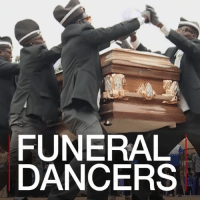 Africa, Family, and Friends: FUNERAL  DANCERS JUL 26: In Ghana, a troupe of pallbearers are shaking up the sombre funeral mood with flamboyant coffin-carrying choreography. For more: bbc.in-ghana ghana westafrica africa wow dance fun funeral sad grief happy love dancers instavideo family friends news culture video videooftheday bbcnews bbcshorts @BBCNews