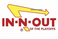 Football, Nfl, and Sports: @FUNNIESINFUMEMES  IN-N OUT  OF THE PLAYOFFS The Rams were... https://t.co/oaTslp2N5q