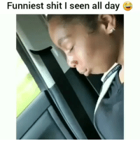 Af, Funny, and Lmao: Funniest shit I seen all day Lmao im weak af HoodClips