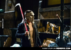 First official Image of Stephen Amell as Casey Jones in 'Teenage Mutant Ninja Turtles 2'omg-humor.tumblr.com: FUNNY STUFF ON MEMEPIX.COM  MEMEPIX.COM  .......... First official Image of Stephen Amell as Casey Jones in 'Teenage Mutant Ninja Turtles 2'omg-humor.tumblr.com