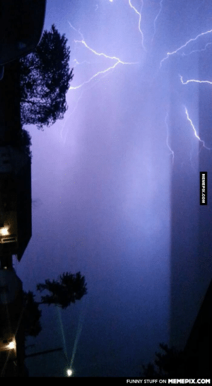 Just a normal thunderstorm in Chicago Illinois, no biggie.omg-humor.tumblr.com: FUNNY STUFF ON MEMEPIX.COM  MEMEPIX.COM Just a normal thunderstorm in Chicago Illinois, no biggie.omg-humor.tumblr.com