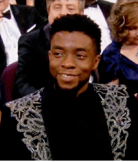 Blessed, Mark Hamill, and Money: fuocogo: knitmeapony: Mark Hamill goodnaturedly patting Chadwick Boseman on the shoulder to celebrate his success is one of the most blessed images I've ever seen. This is the Money Chadwick. Reblog In 47 minutes to get 48 million dollars.